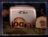 Missing Letter Toast
