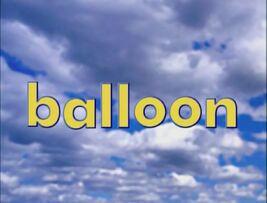 Sky Word Morph balloon, loon, loot, shoot, snoot, snooze.jpg