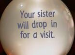 Swami Marmy Your Sister Will Drop in for a Visit 2