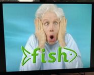 Fred Says Fish 4