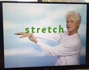 Fred Says Stretch 2
