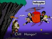 Cliff Hanger and the Helicopter Chorus
