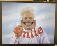 Fred Says Smile 2