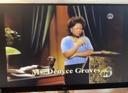 Ms. Denyce Graves 12