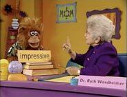 Dr. Ruth Wordheimer Impressive 3