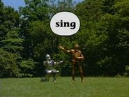 Gawain's Word Sing
