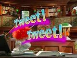 Episode 52: Tweet! Tweet!