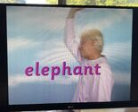 Fred Says Elephant 4