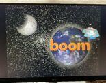 Space Word Morph boom, boot, hoot, hot, hop