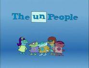 The Un-People Light Blue BG