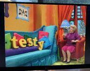 Dr. Ruth Wordheimer Testy, Zesty