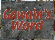 Gawain's Word Season 6 Title