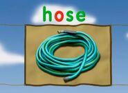 Plane Word Morph (mole-hole-hose-nose-rose-rope)