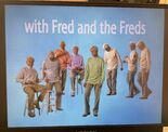 Get Your Mouth Moving Fred and the Freds