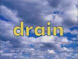Sky Word Morph drain, brain, train, rain
