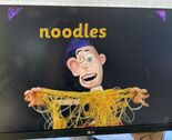 The Great Smartini Oodles of Noodles