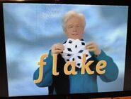 Fred Says Flake