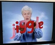 Fred Says Jiggle