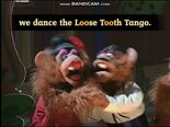 The Monkey Pop-Up Theater Loose Tooth Tango 2