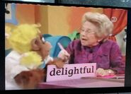 Dr. Ruth Wordheimer Delightful