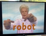 Fred Says Robot 2