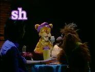 Cleo Lion Sh, sh, sh... Shush 4