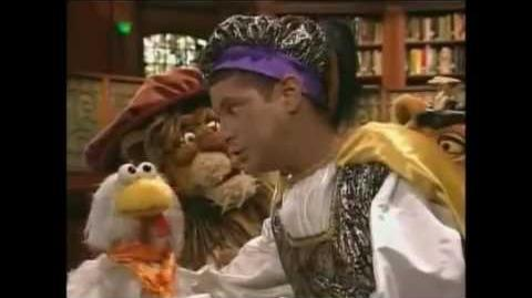 Between The Lions Episode 50 Dreaming Shakesphere