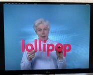 Fred Says Lollipop