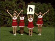 Red Cheerleaders