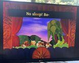 The Monkey Pop-Up Theater No Sleep for Bo-Peep