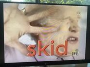 Fred Says Skid 4
