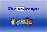 The Un-People Blue BG