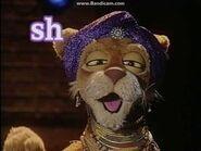 Cleo Lion Sh, sh, sh... Shush