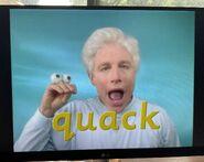 Fred Says Quack 6