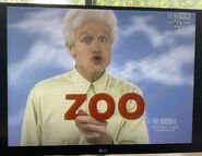 Fred Says Zoo