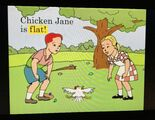 Chicken Jane and the Fat Cat 3