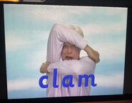 Fred Says Clam 2