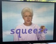 Fred Says Squeeze