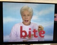 Fred Says Bit-Bite