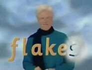 Fred Says Flake-Flakes