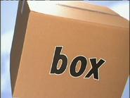 Box as cardboard box
