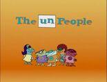 The Un-People Orange BG