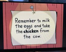 The Lone Rearranger Rewrites Again Remember to Milk the Cow and Take the Eggs from the Chicken 5.jpg