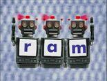 Robot Word Morph ram, ham, had, sad