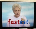 Fred Says Fastest