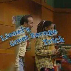 Episode 14: Lionel's Great Escape Trick