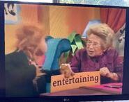 Dr. Ruth Wordheimer Entertaining
