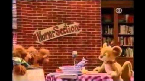 Between the lions episode 15 There's a fly in my soup