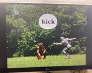 Gawain's Word Kick