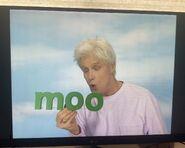 Fred Says Moo